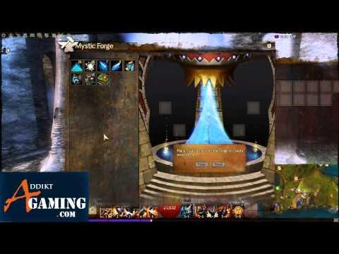 Guild Wars 2: Mystic Forge PvP Guide - Arcane Converter