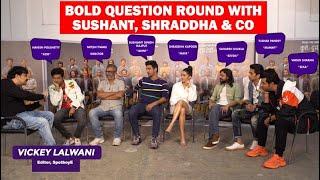 Sushant-Shraddha Led Chhichhore Team On Adult Films, Alcohol, Stalking-Vickey Lalwani | SpotboyE