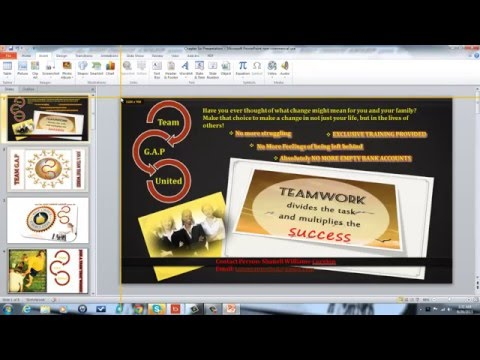 How to make Flyers and Brochures for FREE to Market Your Business with Shanell Williams-Cureton
