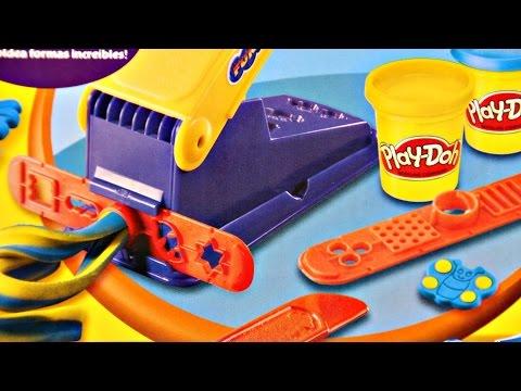 Fun Fuctory / Fabryka Zabawy - Play-Doh - 90020 - Recenzja