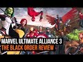 Marvel Ultimate Alliance 3 The Black Order Review