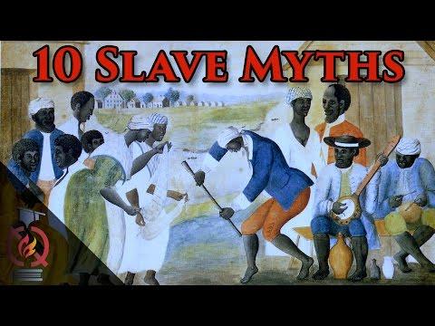 10 Common Slavery Myths