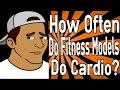 How Often Do Fitness Models Do Cardio?