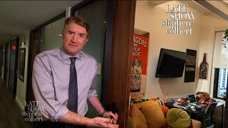 Hey Amazon, Want To Move Into The Late Show