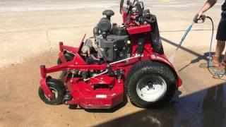 John Deere WH52A Hydro Walk Behind Commercial Lawn Mower
