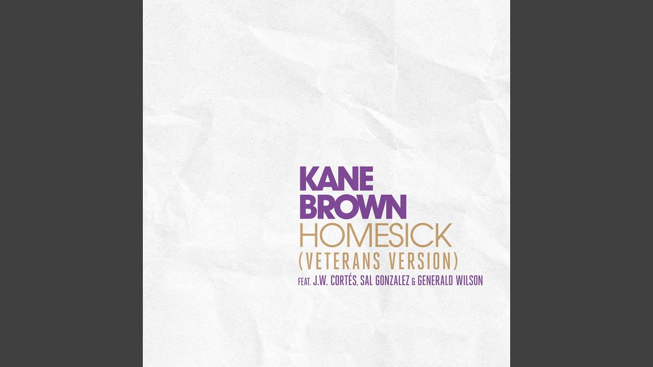 Kane Brown - Homesick (Veterans Version)