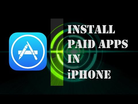 How to Download Paid Apps for Free in iPhone. iOS 8,9,10. No Jailbreak, No AppleID required! (Quick)