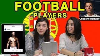 Like, DM, Unfollow: Football Players