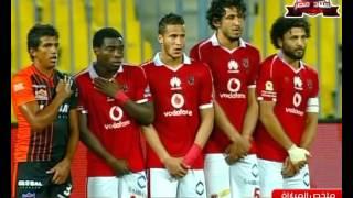 ملخص مباراة الأهلي 2 - 0 ريكرياتيفو ليبولو الأنجولي   دور الـ 32 من دوري أبطال افريقيا