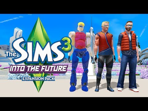 LGR - The Sims 3 Into The Future Review
