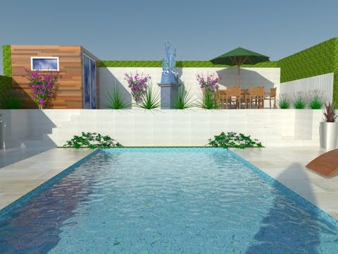 water tutorial for vray sketchup
