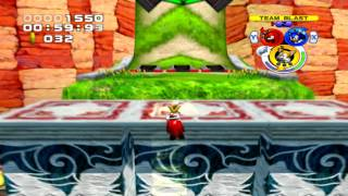 Sonic Heroes - Team Sonic [Seaside Hill] - Stage [01]