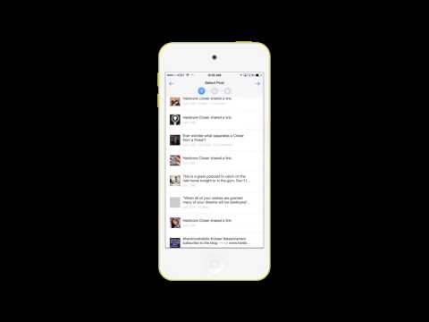 How To Run Facebook Ads From Your iPhone