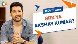 Movie with SRK ya Akshay Kumar? – Aftab's ENTERTAINING Rapid Fire | Shahid, Paresh, Riteish, Vivek