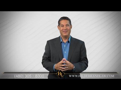 Scottsdale Divorce Attorneys | Hildebrand Law