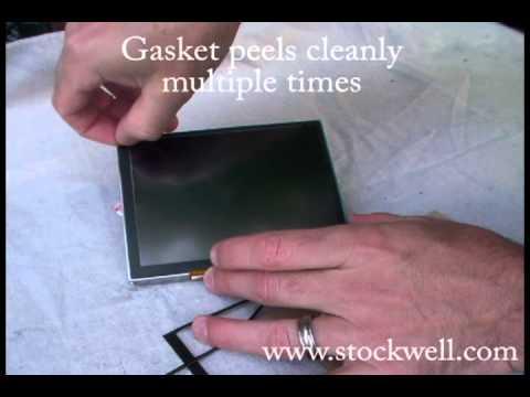 Repositionable Gasket