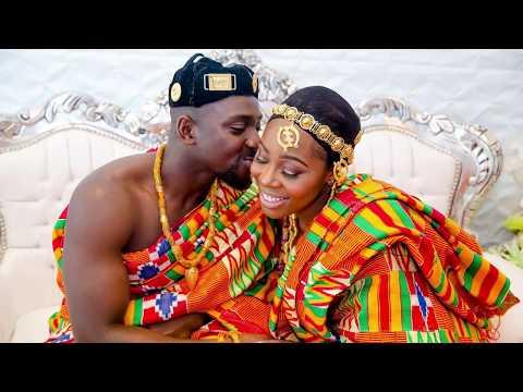 Traditional Ghana Wedding | The Dankyis