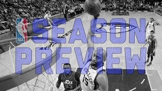NBA Season Preview Part 7 - The Starters