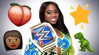 If Wrestlers Were Emojis 7 - Women