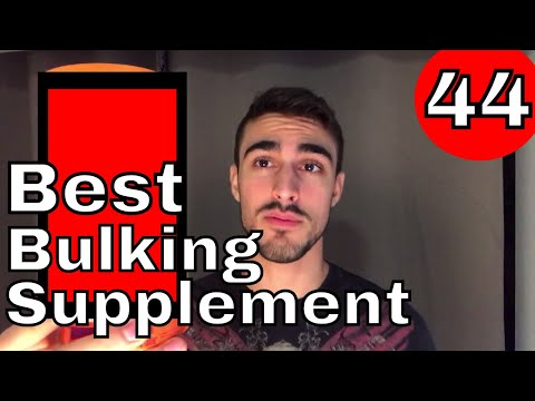 Best Bulking Supplement (Not What You Think)