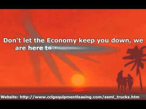 Big Truck Financing, Bad Credit Ok, Start Ups Welcome