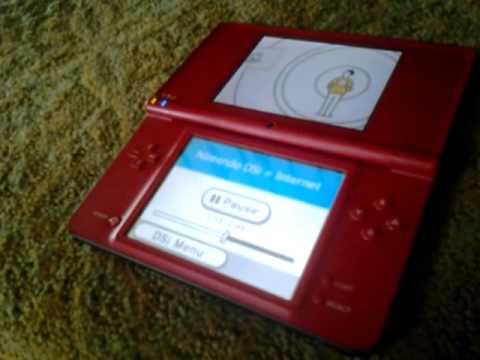Nintendo DSi + Internet