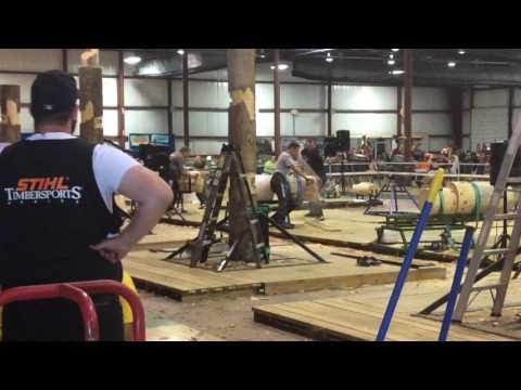 5.20.17 Stihl Timbersports Mid Atlantic Qualifier