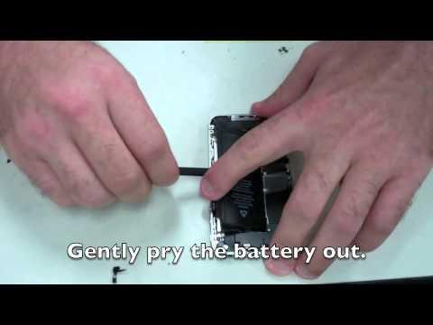 iPhone 4 battery replacement repair