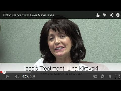 Colon Cancer with Liver Metastases