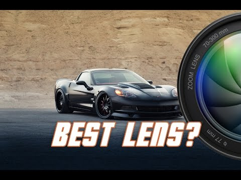 The Best Lens for Car Photography!