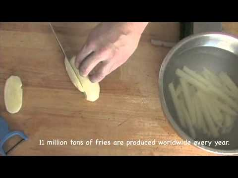 How To Cut Potatoes For French Fries