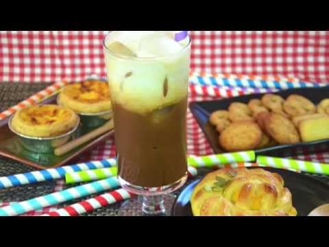How to Make Thai Iced Coffee กาแฟเย็น (泰式凍咖啡)