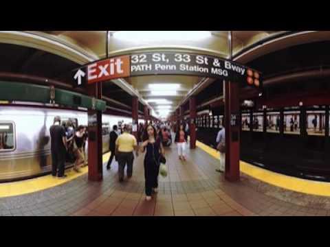 360 New York City - Metro Penn Station