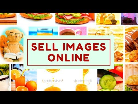 Sell Images Online (Stock Photography Vs Illustrations)
