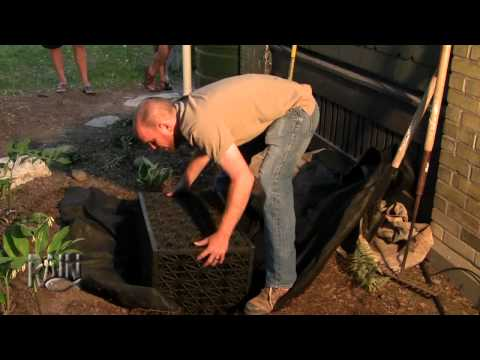 How to Make a Soakaway Pit