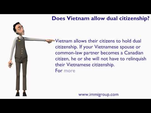 Does Vietnam allow dual citizenship?