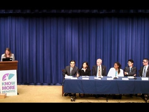 Raising Awareness for Hepatitis: Panel 2