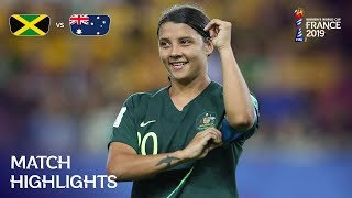 Jamaica v Australia - FIFA Women's World Cup France 2019™