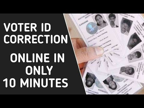 SMART VOTER ID By SMART WORLD