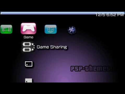 PSP Theme i phone PSP-Themes.NET
