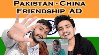 Indian Reacts to Pakistan - China Friendship Ad | Shan Masala | Chinese Couple | Swaggy d