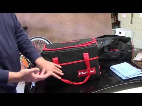 A Great Auto Detailing Bag - Maxshine Detailing Bag!