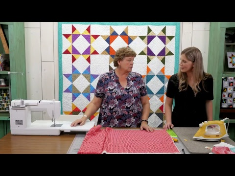 REPLAY: Easy Sew Curtains & Faux Pleated Pillow with Jenny & Misty