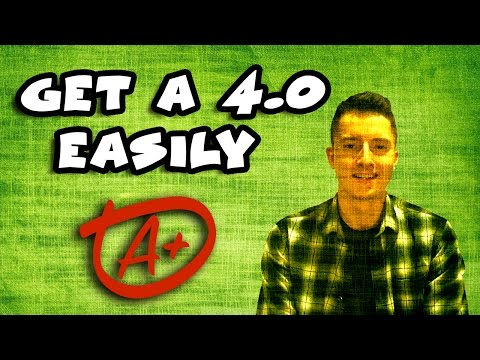 How To Get a 4.0 GPA in High School | 5 Simple Tips (EASY)