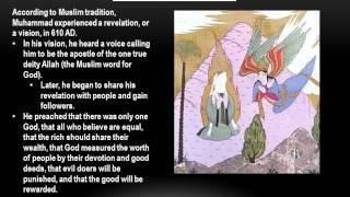 History of World Religions - Islam