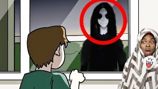 Download Reacting To True Story Scary Animations Part 10 (Do Not Watch Before Bed) Video