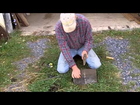 3.191.1  Cutting Solid Concrete Blocks