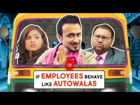 TSP's If Employees Behave like Autowalas