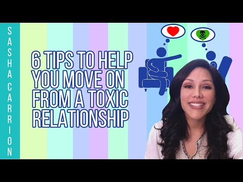 6 Tips To Help You Move On From A Toxic Relationship