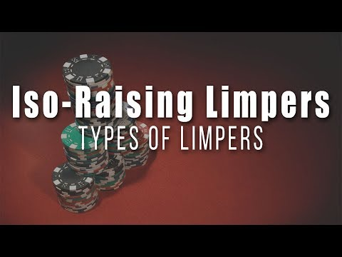 Isolation Raising Limpers: Types of Limpers | MicroGrinder Poker School
